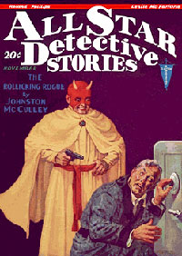 The other pulp characters of Johnston McCulley