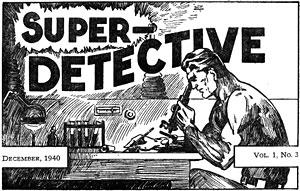 Jim Anthony, Super Detective