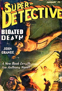 Super Detective (January 1941)