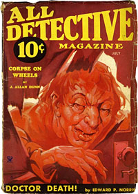 All Detective Magazine (July 1934)