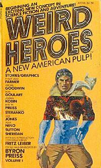 """""""Weird Heroes"""" #1"""