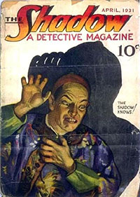 The Shadow (April 1931)