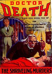 Doctor Death (April 1935)
