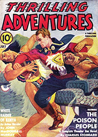 Thrilling Adventures (July 1941)