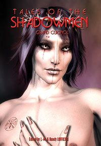 Image result for TALES OF THE SHADOWMEN VOLUME 6: GRAND GUIGNOL