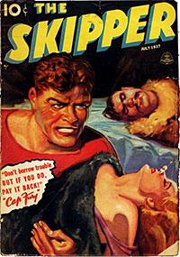 The Skipper (July 1937)
