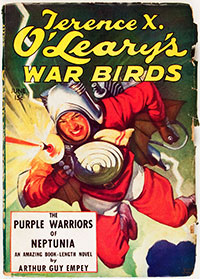 Terence X. O'Leary's War Birds (June 1935)