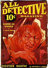 All Detective (July 1934)