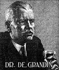 Dr. Jules de Grandin