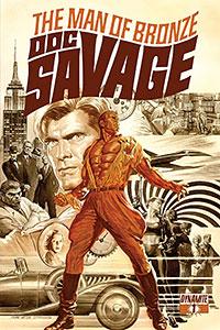 "Dynamite's ""Doc Savage"""