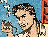 Doc Savage in the comics
