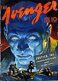 """""""The Avenger"""" (September 1939)"""