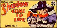 "DC Comics' ""The Shadow"""