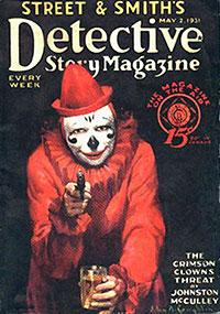 """""""Detective Story"""" (May 2, 1931)"""