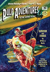 'Pulp Adventures' No. 16
