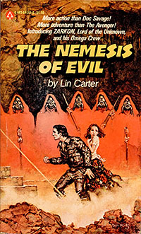 """The Nemesis of Evil"""