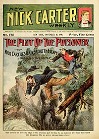 """Nick Carter Weekly"" (Nov. 10, 1906)"