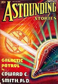 """""""Astounding Stories"""" (September 1937)"""