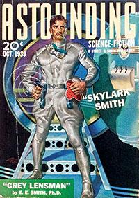 """""""Astounding Stories"""" (October 1939)"""