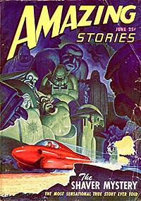 """Amazing Stories"" June 1947"