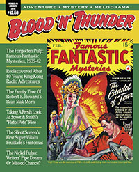 """Blood 'n' Thunder"" No. 45"