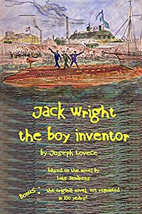 Jack Wright, the Boy Inventor
