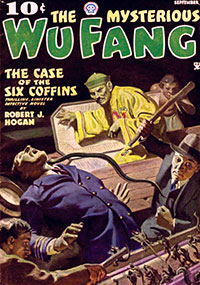 """The Mysterious Wu Fang"" (September 1935)"