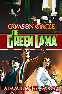 """The Green Lama: Crimson Circle"""