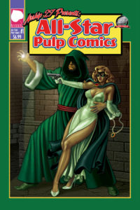 """All-Star Pulp Comics,"" No. 1"