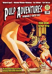 'Pulp Adventures' #19