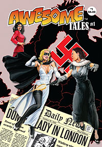 """Awesome Tales"" #1"