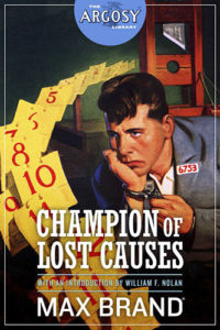 """Champion of Lost Causes"""