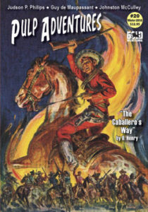 'Pulp Adventures' #20