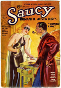 """Saucy Romantic Adventures"" (May 1936)"