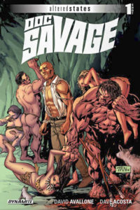 """""""Altered State: Doc Savage"""""""