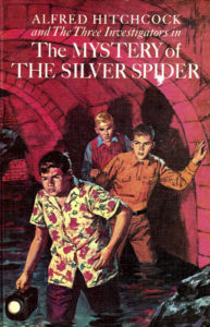 """The Mystery of the Silver Spider"""