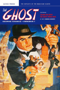 """""""George Chance: The Ghost, Omnibus 1"""""""