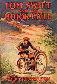 """Tom Swift and His Motorcycle"" (1910)"