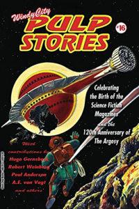 """Windy City Pulp Stories"" #16"