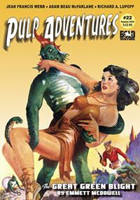 'Pulp Adventures' #22