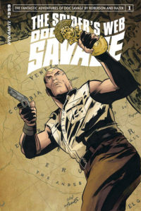 'Doc Savage: The Spider's Web' #1