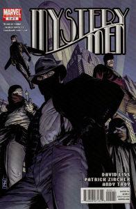 'Mystery Men' #5