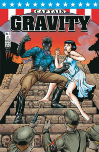 'Captain Gravity' #1