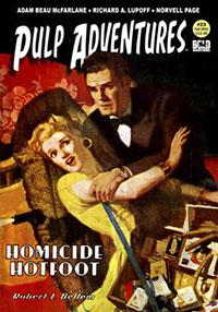'Pulp Adventures' #23