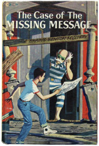 """The Case of the Missing Message"""