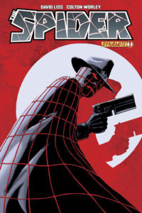 Dynamite's 'The Spider' #1