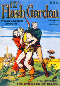 'Flash Gordon Strange Adventure Magazine' (December 1936)