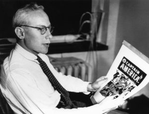 Publisher Martin Goodman