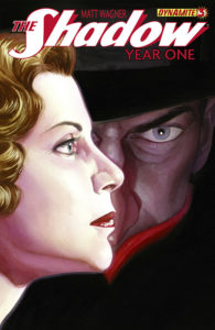 'The Shadow: Year One' #3