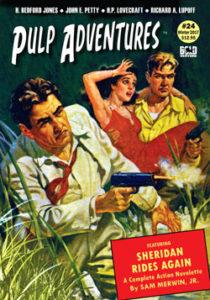 'Pulp Adventures' #24